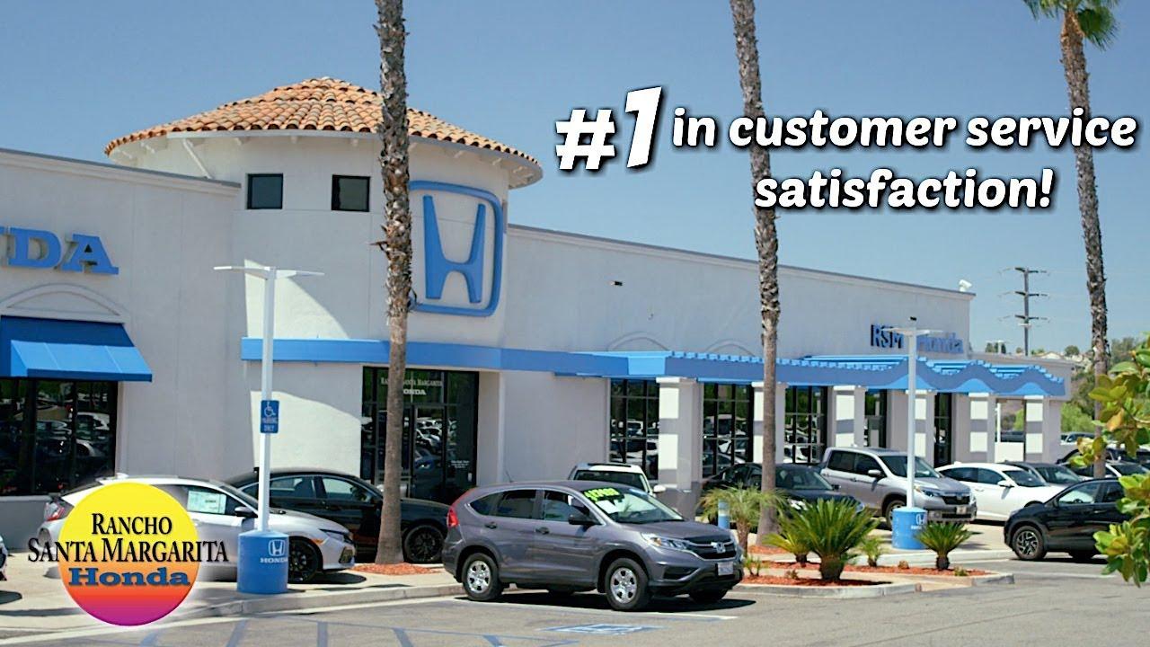 Rancho Santa Margarita Honda We Re Simply The Best