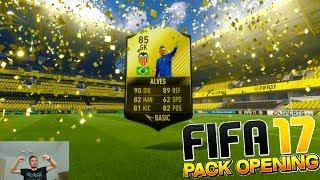 FIFA 17 Pack Opening - Castigam Un SUPER TOTW Din La Liga !!!