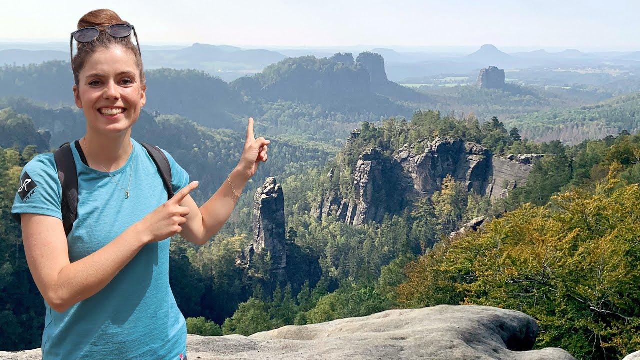 Traumhafte Wanderung zu unentdeckten Orten in der Sächsischen Schweiz