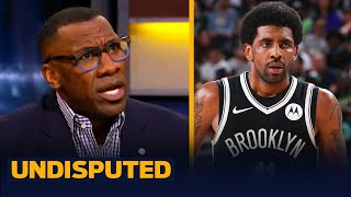 Kyrie Irving is more likely to be traded than play for Nets this season — Shannon | NBA | UNDISPUTED