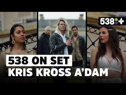Kris Kross Amsterdam & Bizzey gevenPRIVÉ TOURtijdens shoot'Hij Is Van Mij' metMAAN & TABITHA!