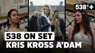 Kris Kross Amsterdam & Bizzey gevenPRIVÉ TOURtijdens shoot