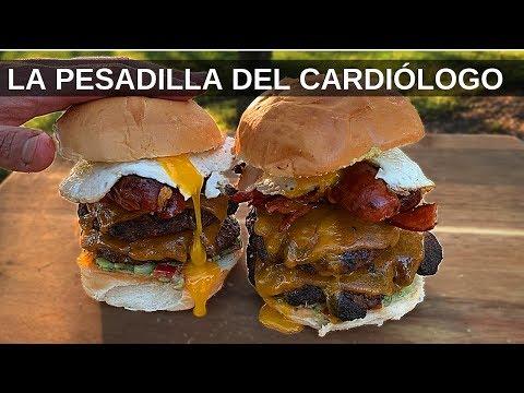 Hamburguesa Paro Cardiaco! | La Capital