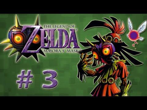 Guia Zelda - Majora Mask - # 3 Palacio Deku (Guía al 100% en la Caja de Comentarios)
