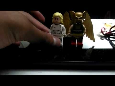 Lego DC's Legends Of Tomorrow: Custom White Canary Minifigure Review