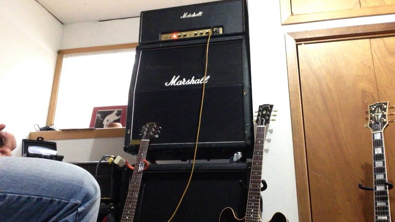 1982 tokai love rock and marshall 1959hw boss sd1 youtube. Black Bedroom Furniture Sets. Home Design Ideas