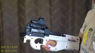 P90 SMG Toy Gun - Electric Hydro-Blaster | Gel Ball Shooter