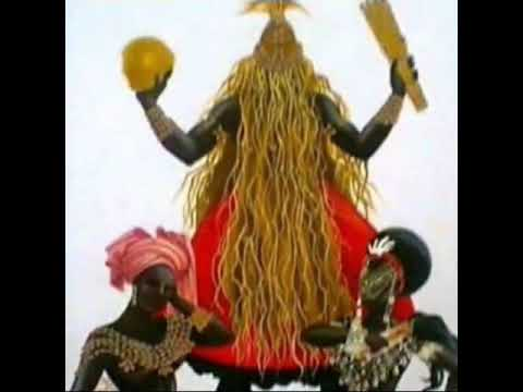 Centro africano xapanã sapata