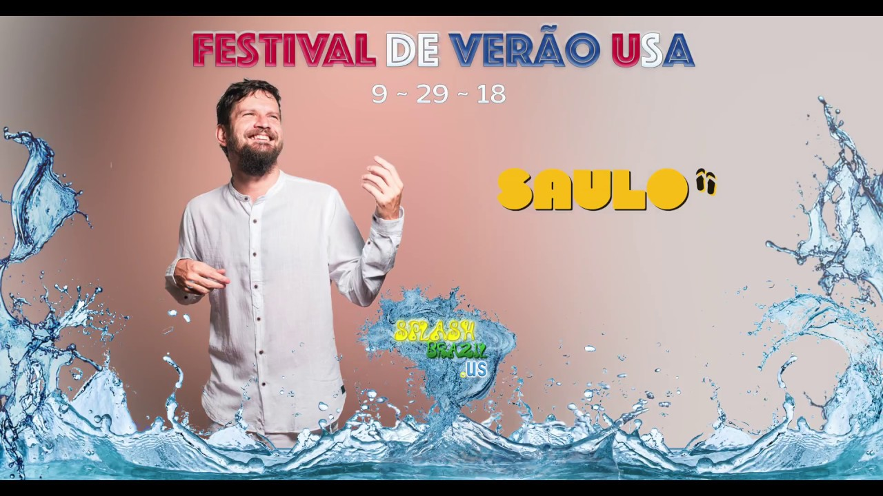 Download Festival de Verão USA presents DJ Chris BRAZIL & Debut US Performance by SAULO