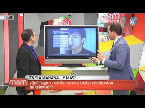 Tutorial para sintonizar los canales de la Televisión Digital.из YouTube · Длительность: 1 мин58 с