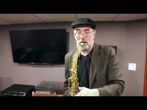 Four Different Fingerings For Middle Eb  On The Saxophone By Greg Fishman