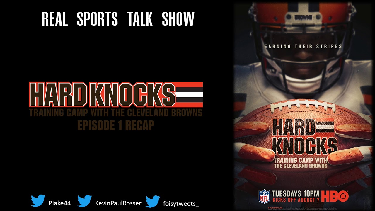 'Hard Knocks' Episode 1: The NFL Prepares for a Unique Training ...