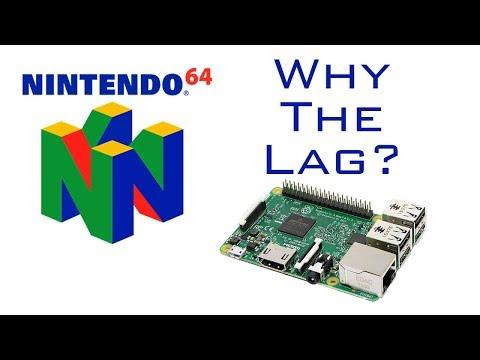 Why Nintendo 64 Lags On The Raspberry Pi - YouTube