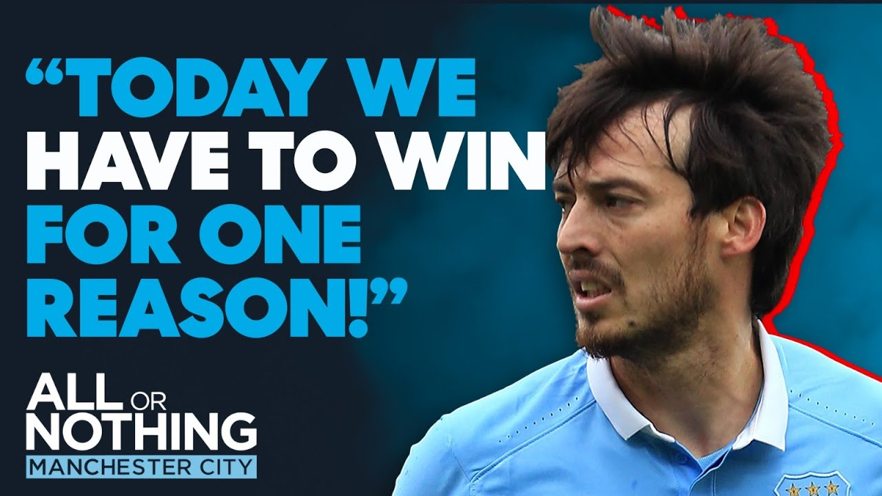 Win This for El Mago! | Pep Guardiola Demands a Win for David Silva