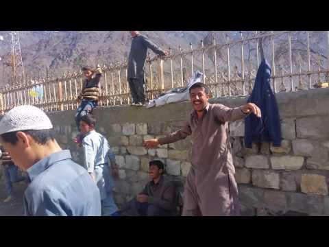 chitral video football big fight