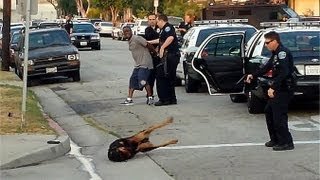 Exposed!!!!  The Leon Rosby Agitation Exercise (rottweiler Shooting)