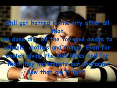 Lil Boosie-The Rain Lyrics