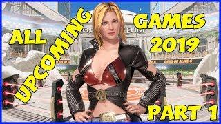 2019 Upcoming PS4 Games (Part1).