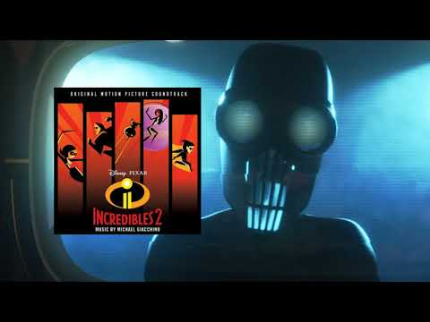 INCREDIBLES 2 - Screenslaver&39;s Theme Soundtrack Compilation