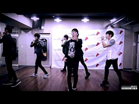 C-CLOWN - Far Away... Young Love (dance practice) mirrorDV