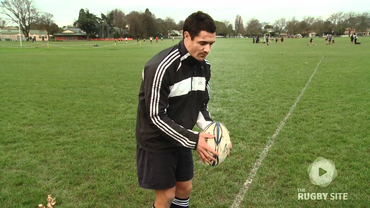 Dan Carter: Rugby Drop Kick Restarts