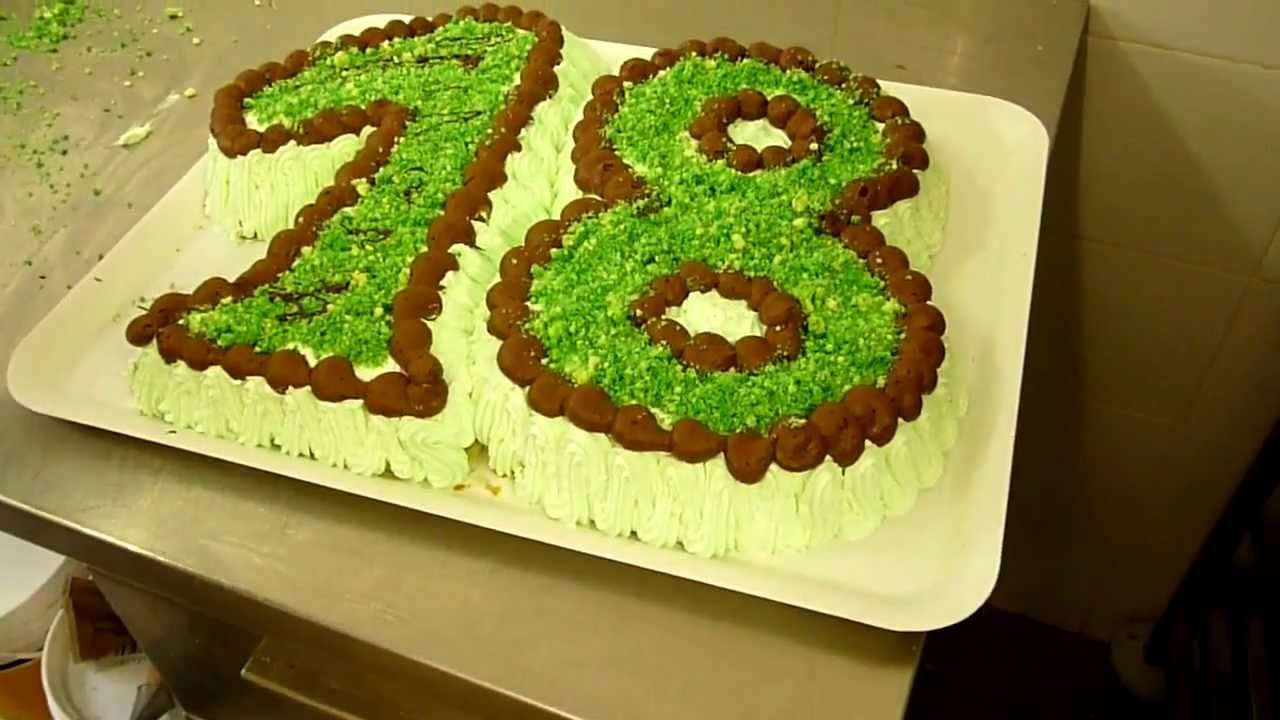 Favorito Torta per Festa 18 Anni - Video Tutorial Cucina - Ricetta Dolce  AO35
