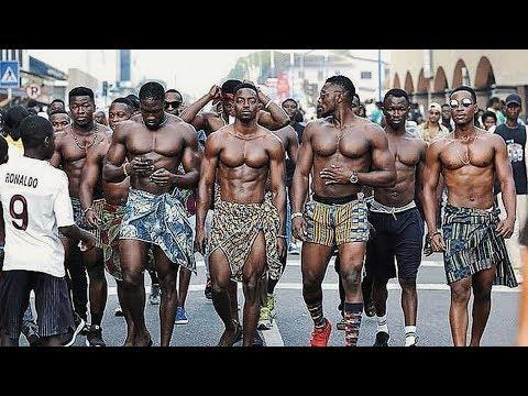 C�mo Los Culturistas Africanos Son Tan musculosos