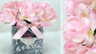 DIY| I LOVE YOU VICTORIAN ROSE WEDDING DECOR