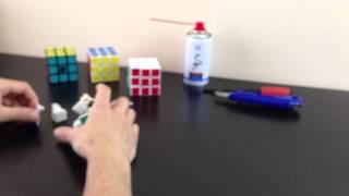 Как настроить скоростной кубик Рубика