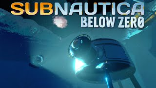 Subnautica Below Zero 27 | Kontrollraum & neue Base im Gletscherbecken | Gameplay thumbnail