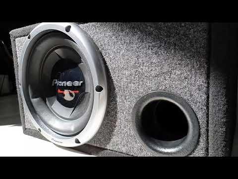 Pioneer ts-w 258