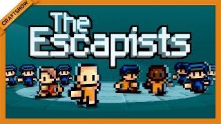 The Escapists #4: Самый быстрый побег... в новую тюрьму (геймплей)