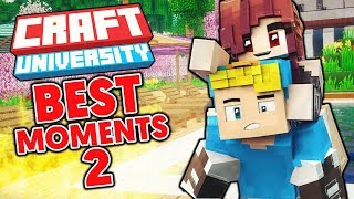 CRAFTUNIVERSITY BEST MOMENTS 2 (ERRORI)
