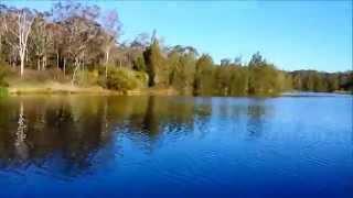 Рыбалка в Австралии на реке Непеан. Рамзес-888
