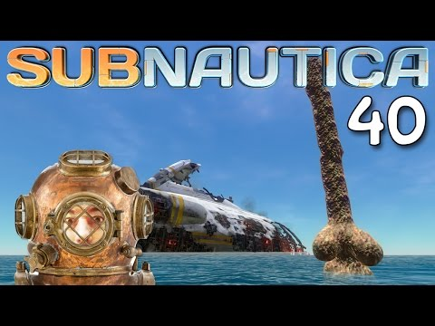 "Subnautica Gameplay Ep 40 - ""PECKER ISLAND!!!"" 1080p PC"