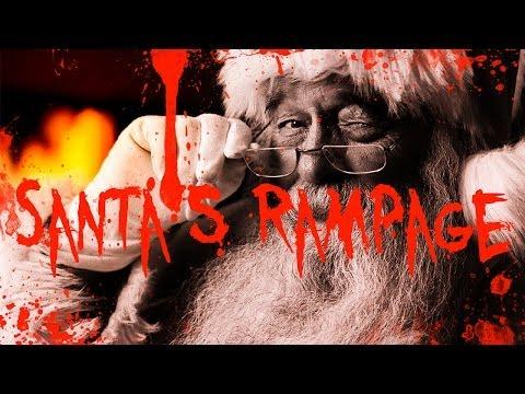 SANTA'S RAMPAGE !!! [HD] [CUT]   Let's Play Viscera Cleanup Detail: Santa's Rampage  