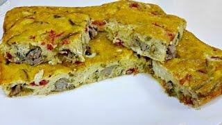 Tajine Salade Mechouia | Cuisine Tunisienne