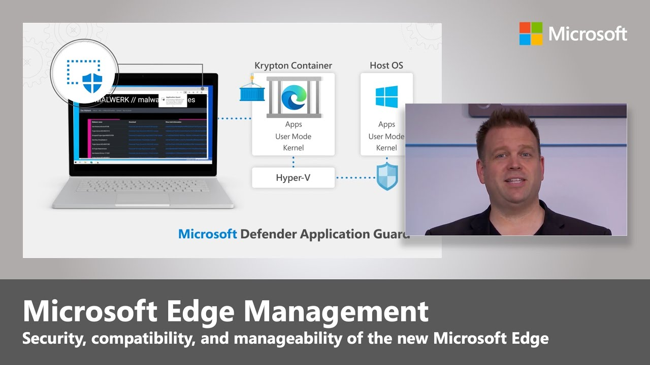 Microsoft Edge Browser: Security, Compatibility, and Update Management (Chromium   2020)