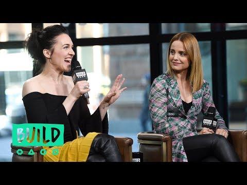 Lena Hall & Mena Suvari Discuss Their Film,