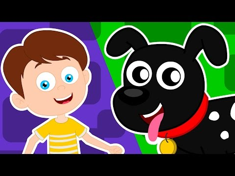 He Is A Jolly Good Fellow Nursery Rhyme | Kids Songs And Children's Videos | Kids TV