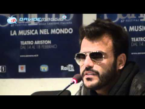 Festival di Sanremo 2012, Francesco Renga VS Adriano Celentano