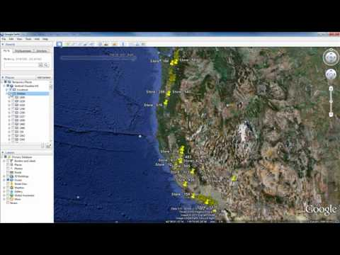 Sentinel Visualizer interface to Google Earth