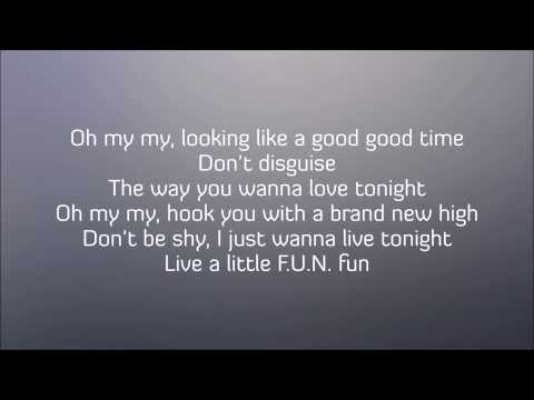Pitbull - Fun ft. Chris Brown (Lyrics)