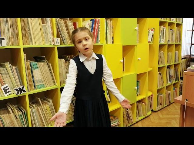 Изображение предпросмотра прочтения – ЕкатеринаЛушкина читает произведение «Подснежники» Т.М.Белозёрова