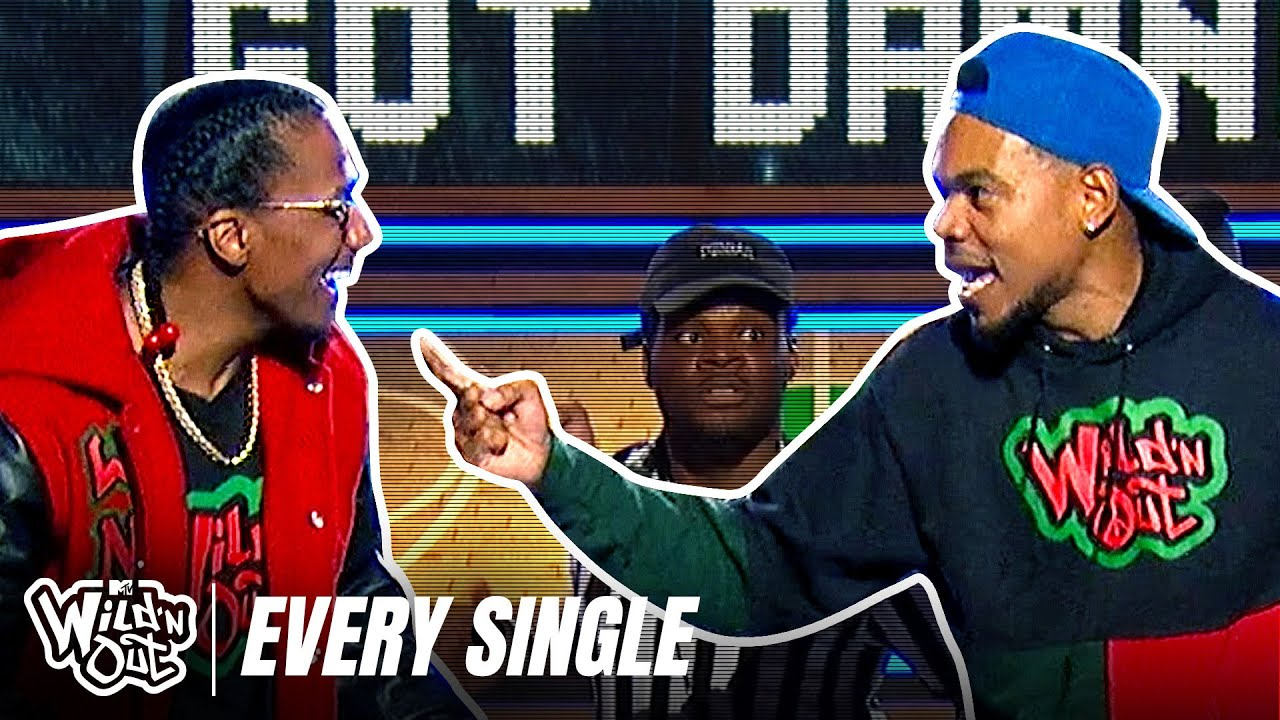 Every Season 12 Got Damned 🔥 Wild 'N Out