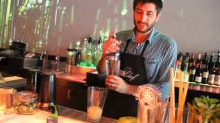 TigerChef Brings You Mixology Lesson #2 From Master Mixologist Isaac Grillo - The Fever