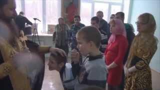 видео Благотворительная акция в Полотняно-заводском детском доме-интернате