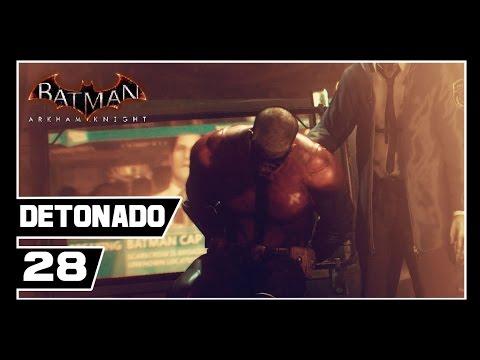 Batman Arkham Knight - Detonado #28 - ROBIN EM PERIGO!! // PENÚLTIMO EPISÓDIO!  [Dublado pt-br]