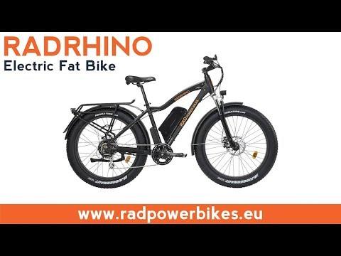 radrhino european l1e a electric fat bike from rad power. Black Bedroom Furniture Sets. Home Design Ideas