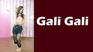 Gali Gali | Neha Kakkar | Debangshee | Ajay Bag | Dance Choreography
